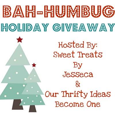 bah humbug holiday giveaway