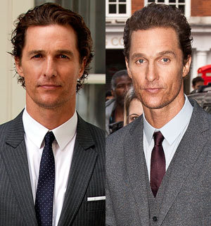 Matthew McConaughey Prepares for The Dallas Buyer's Club Role