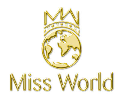 Miss World Beauty Pageant logo