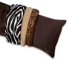 Safari Dreams Body Pillow Cover