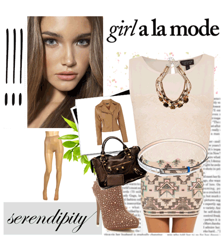 fashion collage at Polyvore