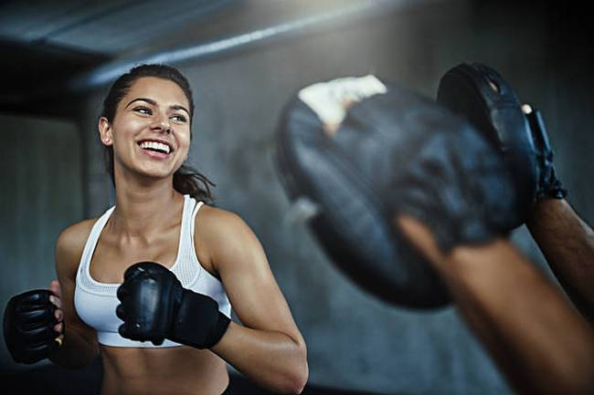 boxing-exercise-woman